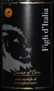 2008 Leone d'Oro Vino Nobile di Montepulciano Figli d'Italia
