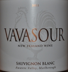 2011 Vavasour Sauvignon Blanc