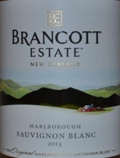 2013 Brancott Estate Marlborough Sauvignon Blanc