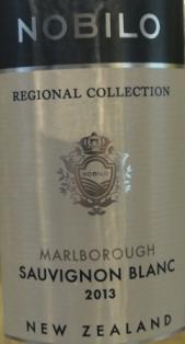 2013 Nobilo Marlborough Sauvignon Blanc