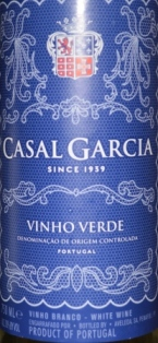 NV Casal Garcia Vinho Verde
