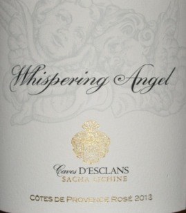 2013 Chateau d'Esclans Whispering Angel Rose