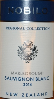 2014 Nobilo Marlborough Sauvignon Blanc