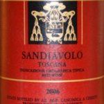 2006 Canonica a Cerreto Sandiavolo Toscana