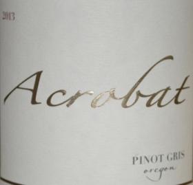 2013 King Estate Acrobat Pinot Gris