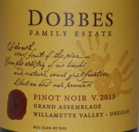 Dobbes Assemblage Pinot