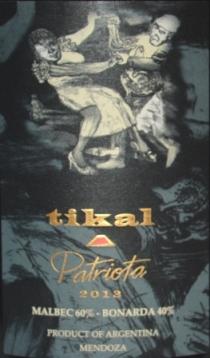 2013 Tikal Patriota Mendoza