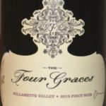 2013 Four Graces Willamette Valley Pinot Noir