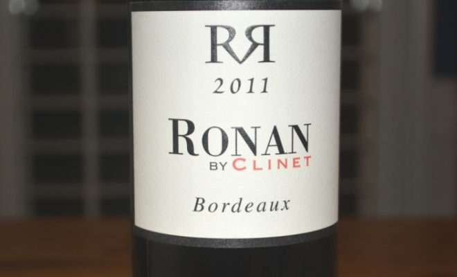 2011 Ronan by Clinet Bordeaux