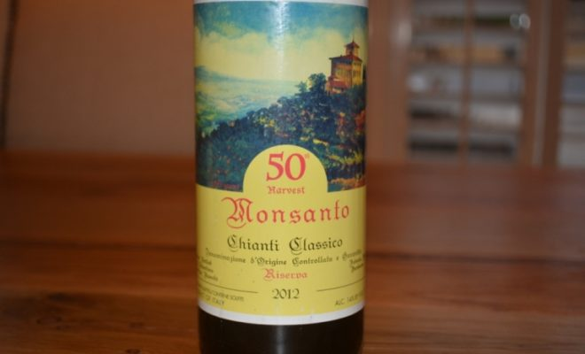 2012 Monsant Chianti