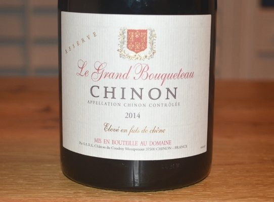 Le Grand Bouqueteau Chinon