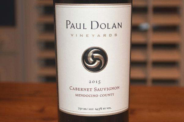 2015 Paul Dolan Cabernet Sauvignon