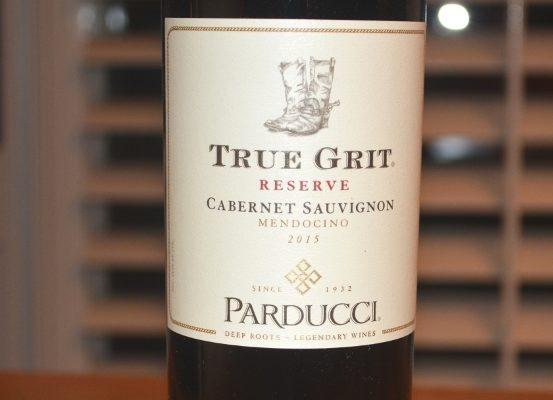 2015 True Grit Reserve Cabernet Sauvignon