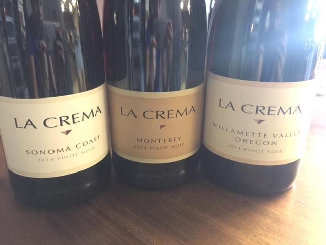 2014 La Crema Pinot Noir Tasting