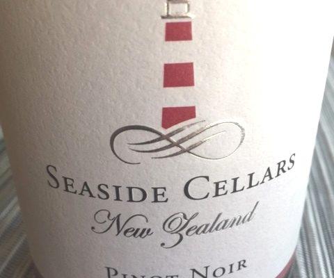 2014 Seaside Cellars Pinot Noir New Zealand
