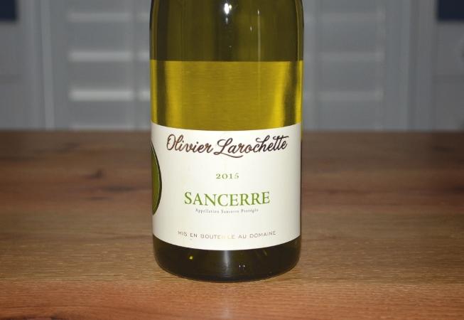 2015 Olivier Larochette Sancerre