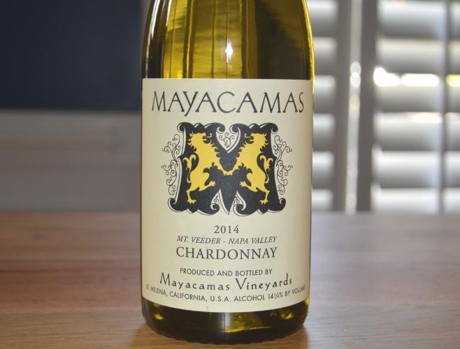 2014 Mayacamas Chardonnay