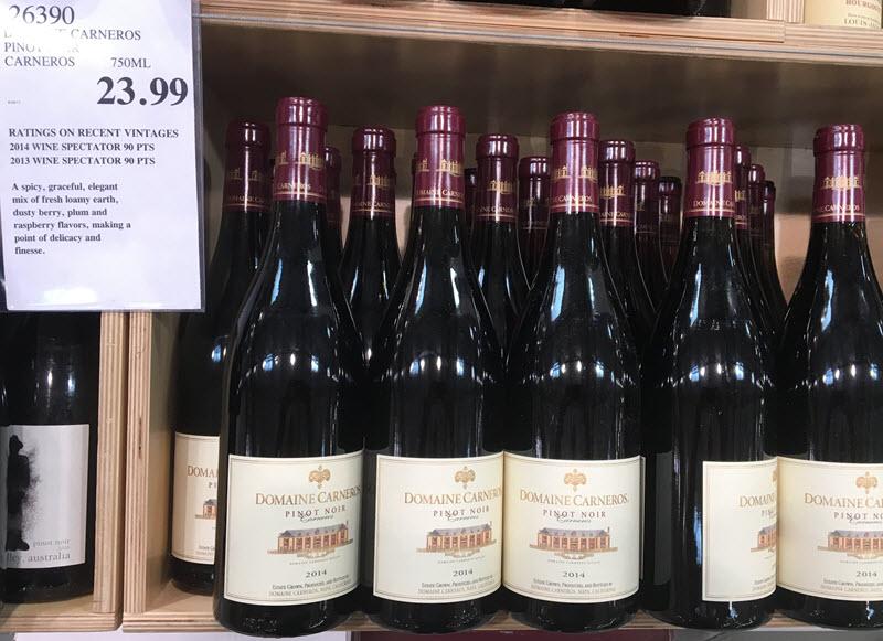 Carneros Pinot