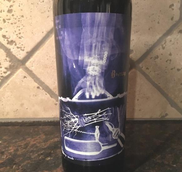 2013 Bootleg Red Wine