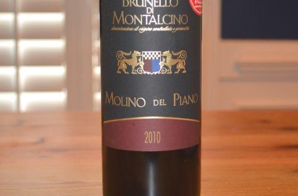2010 Bonacchi Molino del Piano Brunello di Montalcino