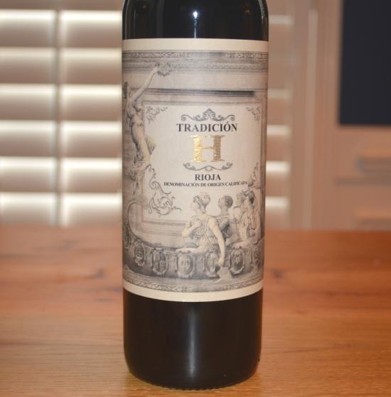 2012 Hidalgo Tradicion H Rioja