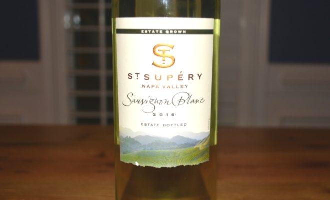 2016 St. Supéry Sauvignon Blanc