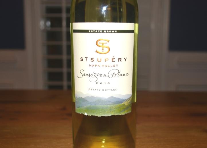 2016 St. Supery Sauvignon Blanc