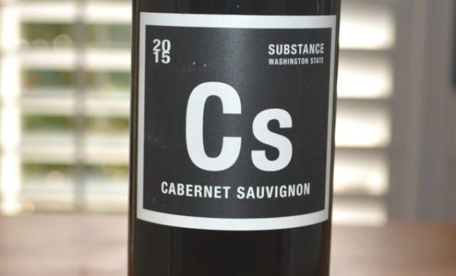 2015 Wines Of Substance Columbia Valley CS Cabernet Sauvignon