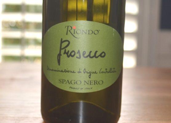 Riondo Prosecco Spago Nero