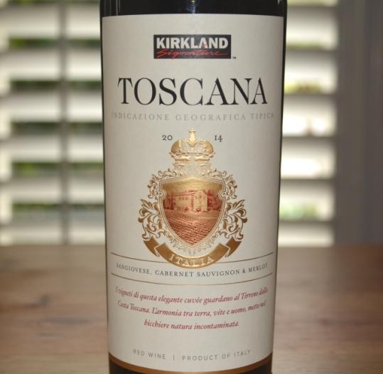 2014 Kirkland Signature Toscana