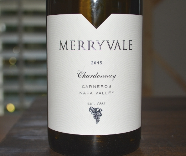 2015 Merryvale Chardonnay Carneros
