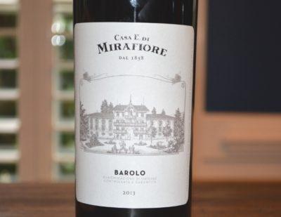 2013 Casa E di Mirafiore Barolo