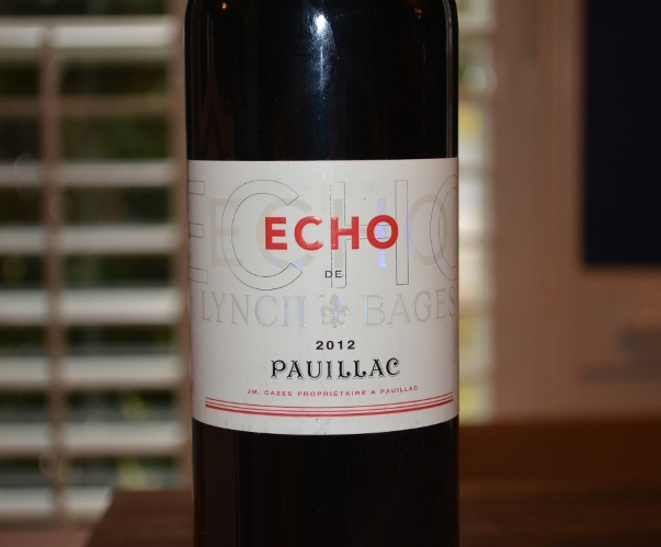 2012 Chateau Lynch-Bages Echo