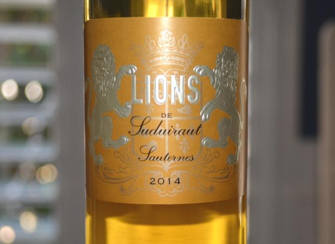 2013 Lions de Suduiraut Sauternes