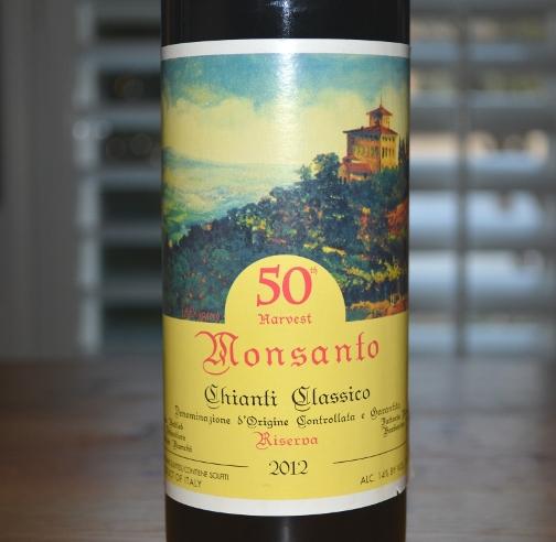 Cellar Series: 2012 Castello di Monsanto Chianti Classico Riserva