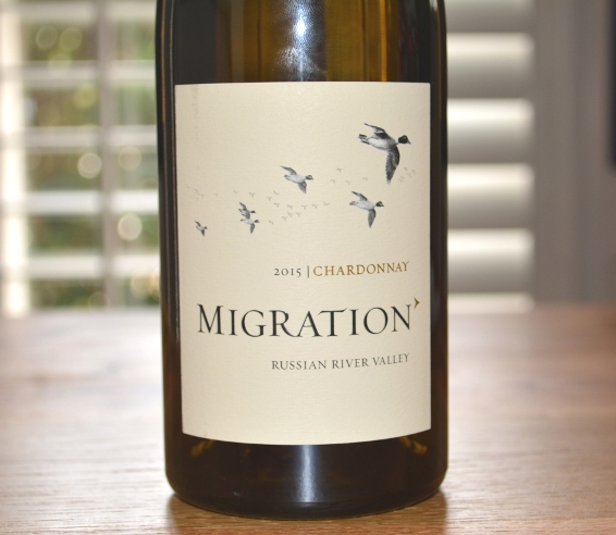 2015 Migration Russian River Chardonnay