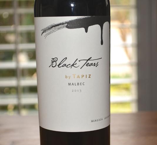 2013 Tapiz Black Tears Malbec