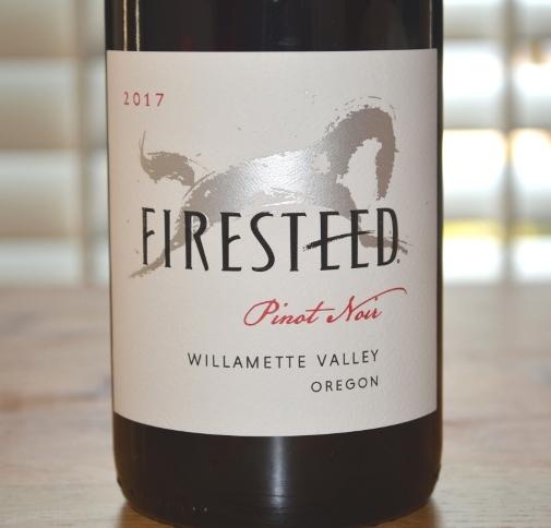 Firesteed Pinot Noir Willamette Valley