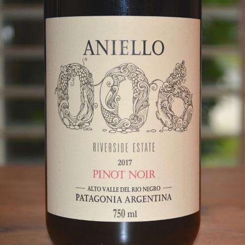 2017 Aniello 006 Riverside Estate Pinot Noir