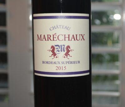 Chateau Marechaux Bordeaux Superieur