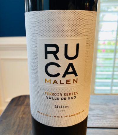 Ruca Malen Terroir Series Malbec