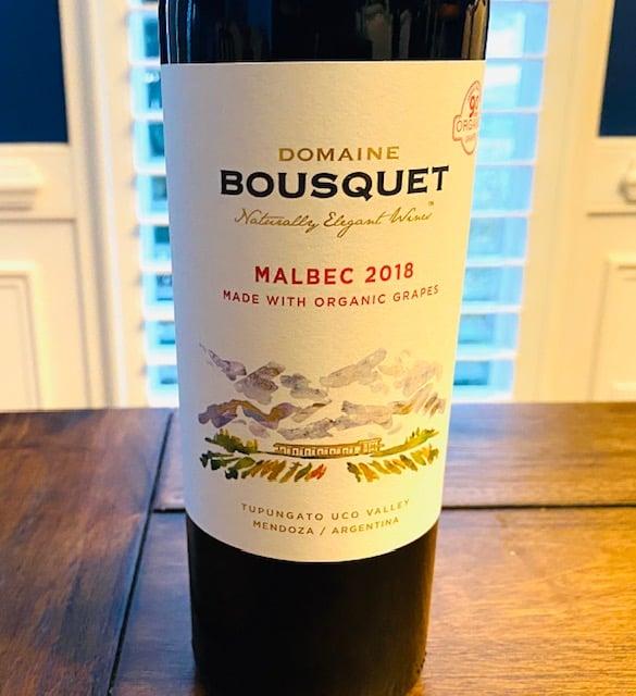 2018 Domaine Bousquet Malbec