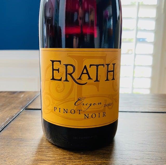 2017 Erath Pinot Noir