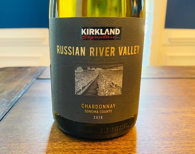 Kirkland Russian River Chardonnay Sonoma