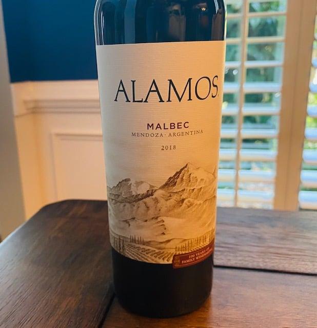 2018 Alamos Malbec Mendoza