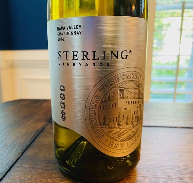 2016 Sterling Vineyards Napa Valley Chardonnay