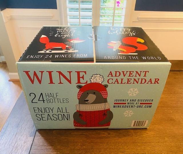 2020 Costco Wine Advent-ure Calendar