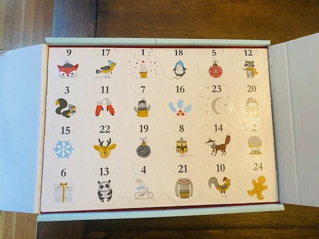 Wine Advent Calendar 1