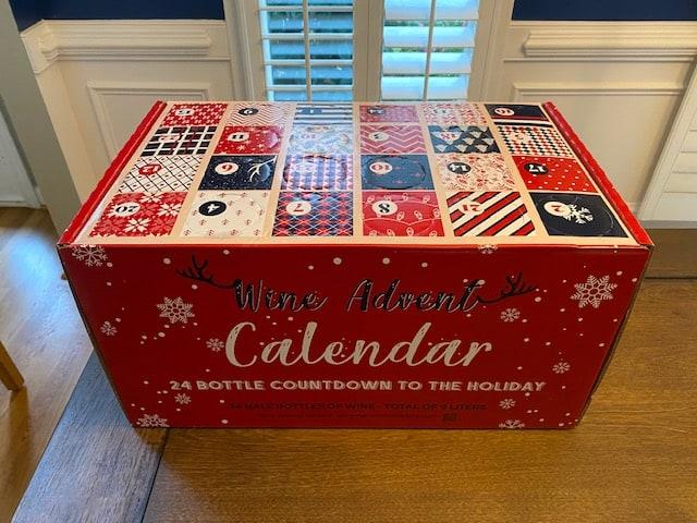 Costco Wine Advent Calendar 2