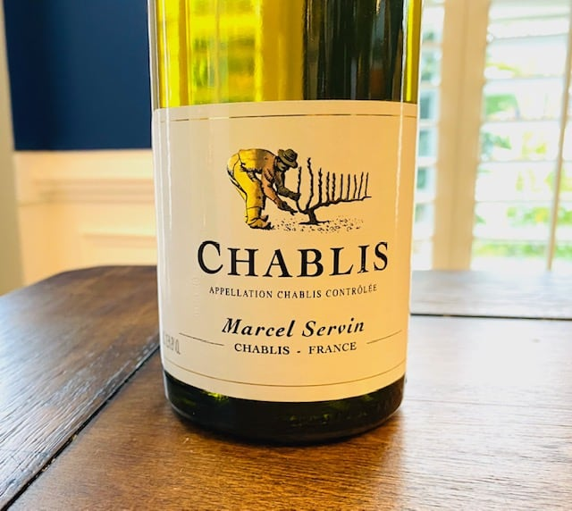 Marcel Servin Chablis